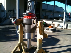 oil and gas industry machine shop services