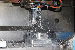 CNC Machine production